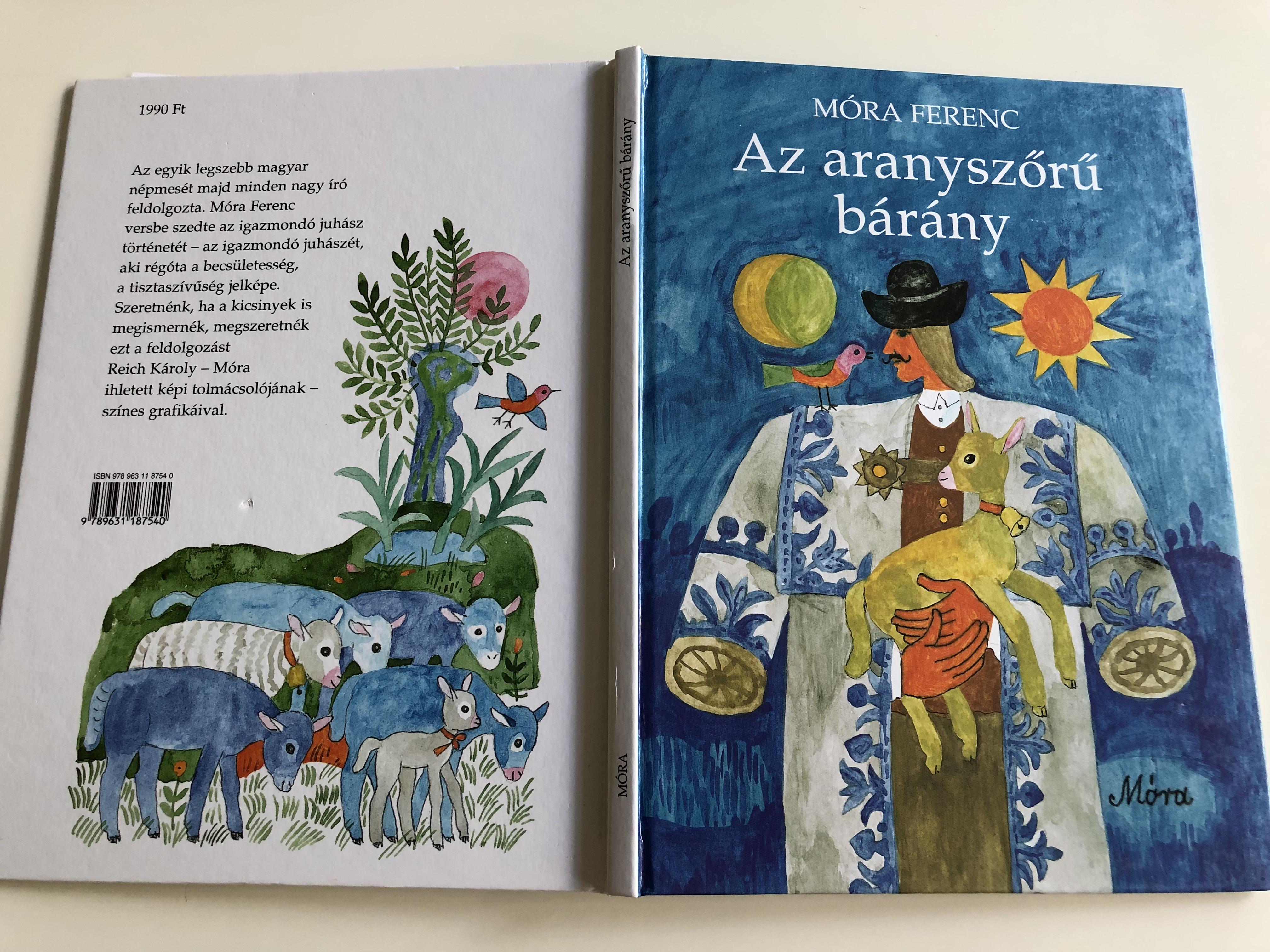 az-aranysz-r-b-r-ny-by-m-ra-ferenc-hungarian-folk-tale-reich-k-roly-rajzaival-5th-edition-m-ra-k-nyvkiad-2010-8-.jpg