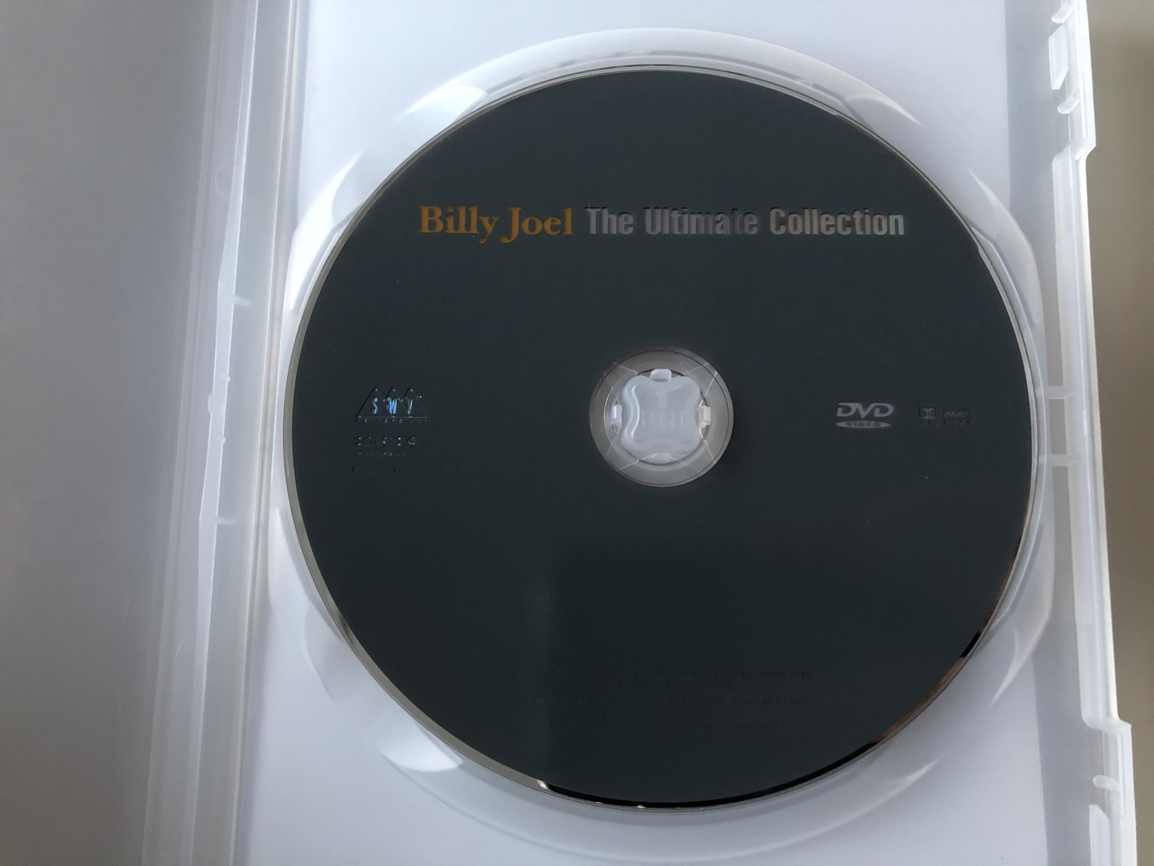 Billy Joel Ultimate Collection: The Ultimate Collection DVD 2001 / Piano Man