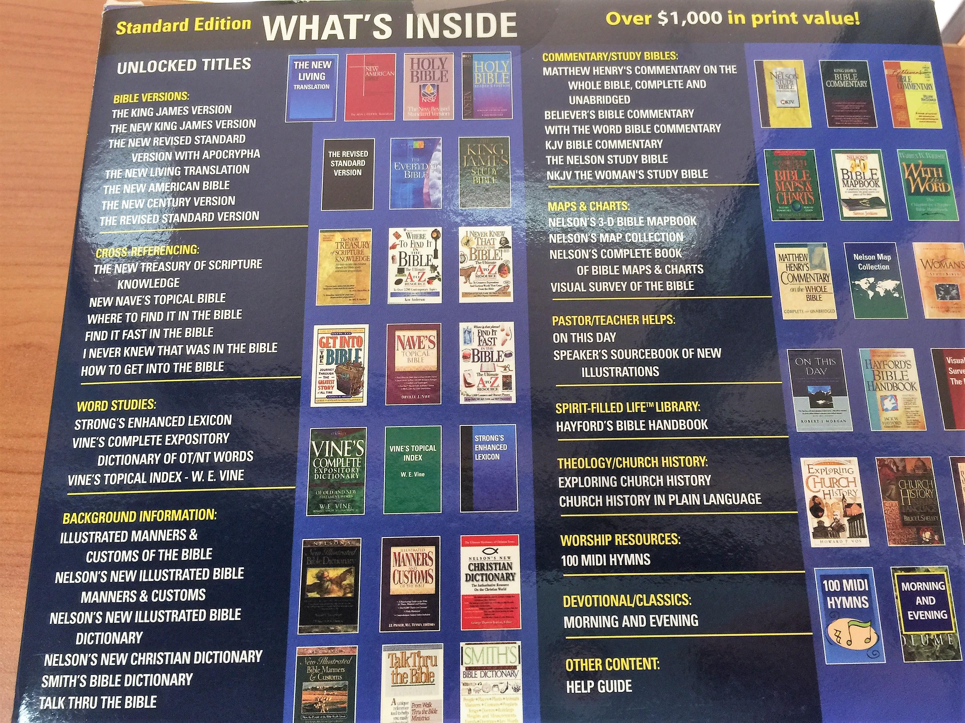 Nkjv Student Bible