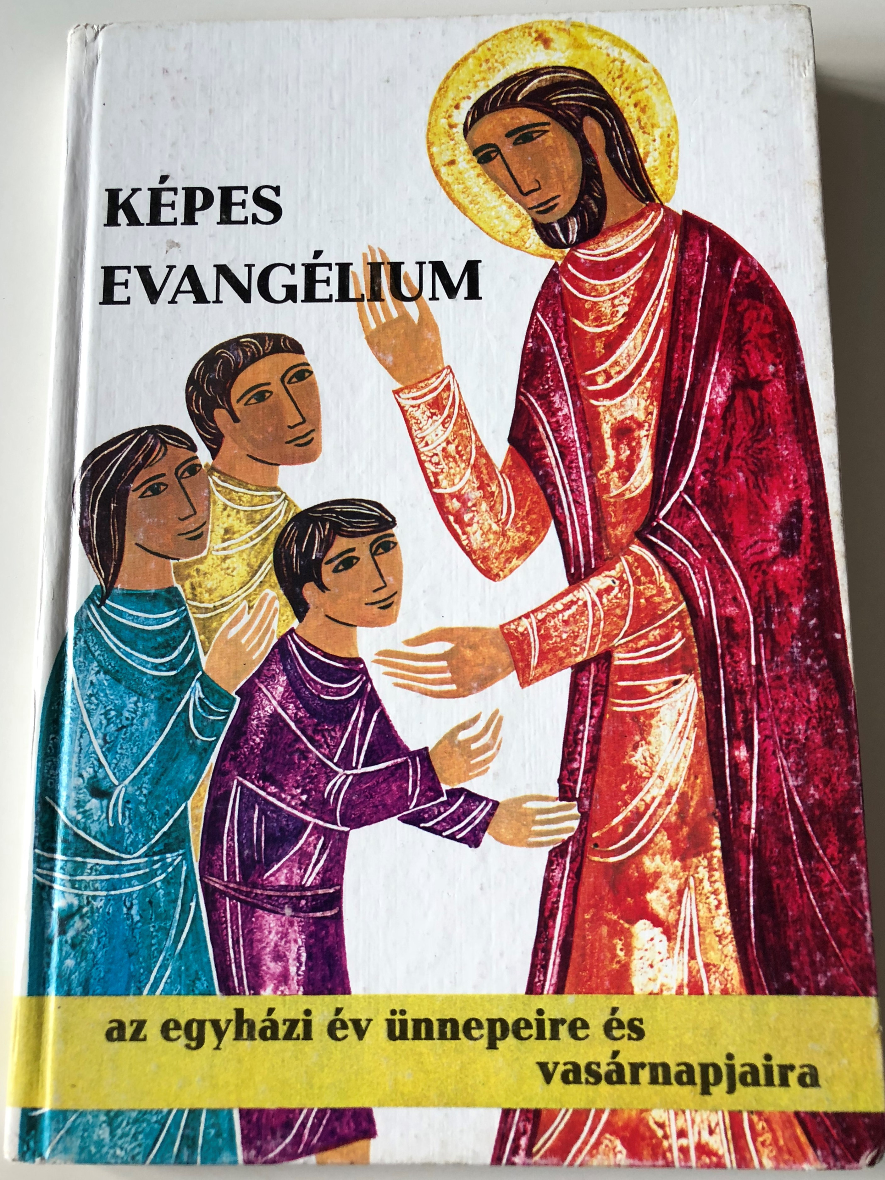 k-pes-evang-lium-by-k.-kammelberger-az-egyh-zi-v-nnepeire-s-vas-rnapjaira-hungarian-translation-of-bilderbibel-zum-neuen-kirchenjahr-illustration-h.-bledl-szent-istv-n-t-rsulat-1-.jpg