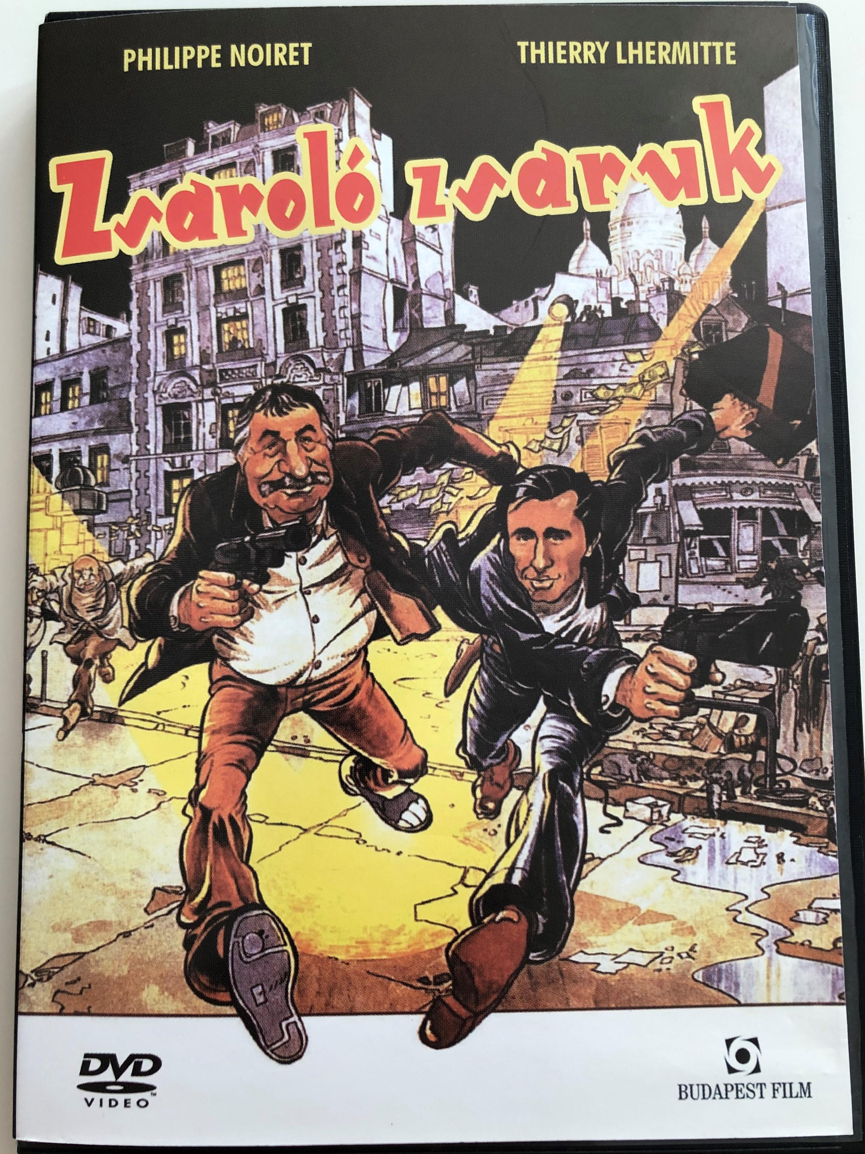 Les Ripoux DVD 1984 Zsaroló Zsaruk (My New Partner ...