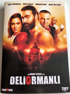 Deliormanlı DVD 2016 / Directed by Murat Şeker / Starring: Sarp Levendoğlu, Birce Akalay, Gürkan Uygun (8698907304462)