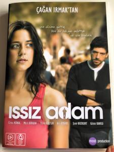 Issız Adam DVD 2008 Alone / Directed by Çağan Irmak / Starring: Cemal Hünal, Melis Birkan, Yıldız Kültür, Goncagül Sunar, Gözde Kansu, Aslı Aybars (8697333807486)