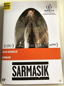 Sarmaşık DVD 2015 Directed by Tolga Karaçelik / Starring: Kadir Çermik , Nadir Sarıbacak (8680891104852)