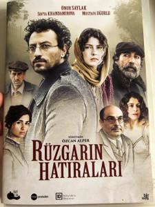 Rüzgarın Hatıraları DVD 2015 Memories of the Wind / Directed by Özcan Alper / Starring: Onur Saylak, Mustafa Uğurlu, Sofia Khandemirova (8680891105385)