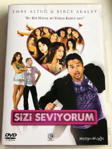 Sizi Seviyorum DVD 2009 I love You / Directed by Mustafa Uğur Yağcıoğlu / Starring: Emre Altuğ, Birce Akalay