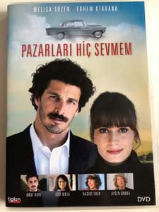 Pazarları Hiç Sevmem DVD 2012 I don't like markets / Directed by Rezzan Tanyeli / Starring: Melisa Sözen, Edhem Dirvana (8697333036268)