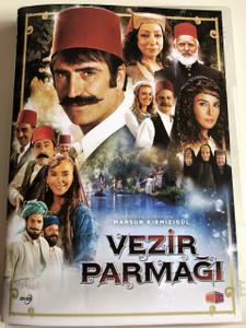Vezir parmağı DVD 2017 The Vizier's fingers / Directed by Mahsun Kirmizigül / Starring: Ali Sürmeli, Yasemin Yalçın Aktosun (8693040407322)