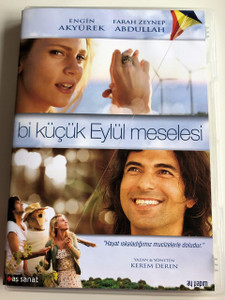 Bi Küçük Eylül Meselesi DVD 2014 A Small September Affair / Directed by Kerem Deren / Starring: Engin Akyürek Farah Zeynep Abdullah (8698907804764)