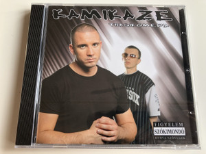 "Kamikaze ‎– Tragikomédia / Audio CD 2005 / Lakatos ""Roberto"" Róbert, Száva ""Diana"" Rita / Producer: Árgyó ""Begyó"" Péter / Made in Hungary (5999546040760)"