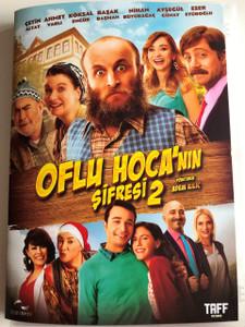 Oflu Hoca'nın Şifresi 2 DVD 2016 Oflu Hoja's Codename / Directed by Adem Kiliç / Starring: Çetin Altay, Ahmet Varlı, Köksal Engür (8698907304455)