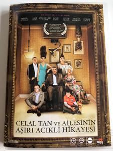 Celal Tan ve Ailesinin Aşırı Acıklı Hikayesi DVD 2011 The Extreme Tragic Story of Celal Tan and His Family / Directed by Onur Ünlü / Starring: Selçuk Yöntem, Bülent Emin Yarar, Ezgi Mola (8680891103374)