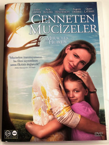 Cenneten Mucizeler DVD 2016 Miracles From Heaven / Directed by Patricia Riggen / Starring: Jennifer Garner, Queen Latifah (8680891606844)
