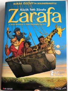 Küçük Tatlı Zürafa DVD 2012 Zarafa / Directed by Rémi Bezançon, Jean Christophe Lie / Animated film (8698907802128)