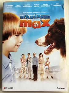 Arkadaşım Max DVD 2013 My Friend, Max / Directed by Murat Şeker / Starring: Ani İpekkaya, İnci Türkay, Murat Akkoyunlu, Ataberk Mutlu, Hande Katipoğlu, Burçin Bildik (8698907901531)