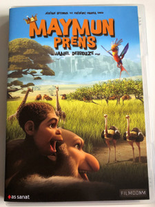 Maymun Prens DVD 2015 Monkey Prince / Directed by Jamel Debbouze / Written by Jérome Seydoux, Frédéric Fougea / Animasyon / Animated film (8698907806706)
