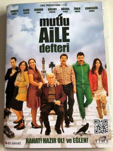 Mutlu Aile Defteri DVD 2012 Happy Family Album / Directed by Nihat Durak / Starring: Tuncel Kurtiz İlker Aksum Bülent Parlak Binnur Kaya Büşra Pekin (8698907802265)