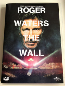 Roger Waters - The Wall DVD 2014 / Directed by Roger Waters & Sean Evans / British Concert film / Live Album (8698907807468)