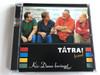 TÁTRAI TREND - KIS-DUNA KERINGŐ / AUDIO CD 2009 / Tátrai Tibor, Pintér Tibor, Glaser Péter, Czibere József / Made in Hungary (5999880580182)