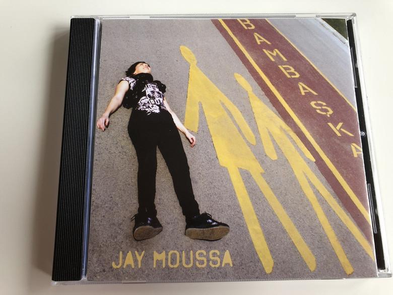 Bambaşka - Jay Moussa / Turkish CD 2005 / Totally Different