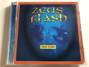 Zeus Flash - Zeus Flash / Audio CD 1999 / Megyesi Balázs, Szedő Szilvi, Farkas Gergely, Matyaskovszy Géza (639842782227)