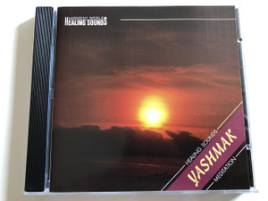 Harmony World / Healing Sounds Yashmak Meditation / Audio CD 1994 / Transendental music for helaling - meditation / Projected and composed by HENRICH / VOICES BY MARTIANNE / Henrich Leško: Slovak keyboards player. (YashmakMeditation)