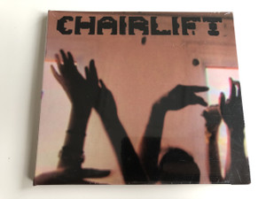 Chairlift - Does You Inspire You / Caroline Polachek, Aaron Pfenning / Audio CD 2009 / Produced by Britt Myers and Chairlift (886974928928)