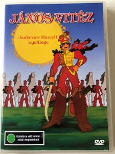 János Vitéz DVD 1973 Hungarian Cartoon / Directed by Jankovics Marcell / Petőfi költeménye alapján (5996357341376)