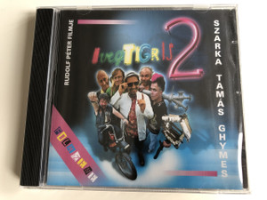 SZARKA TAMÁS ÉS A GHYMES - ÜVEGTIGRIS 2 - FILMZENE - SOUNDTRACKS (RUDOLF PÉTER FILMJE) / Audio CD 2005 / MADE IN HUNGARY (5998175162447)