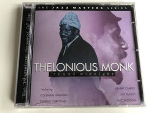 Thelonious Monk - Round Midnight / AUDIO CD 1999 / Thelonious Sphere Monk was an American jazz pianist and composer (5014293650922)