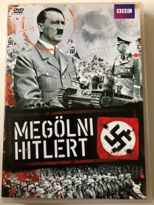 Megölni Hitlert DVD 2003 Killing Hitler / BBC / Directed by Jeremy Lovering / Starring: Peter McDonald, Kate Ashfield, Kenneth Cranham, Keith Allen, Andrew Scott (5996473005725)