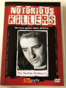 Notorious Killers - The Boston Strangler DVD / The Case Against Albert DeSalvo (5023093056964)