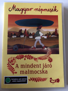 A mindent járó malmocska DVD 2005 The All-Inclusive Mill / Magyar Népmesék Sorozat / Hungarian Folk Tales series /Directed by Jankovics Marcell / Starring: Szabó Gyula (VA) (5996357319009)