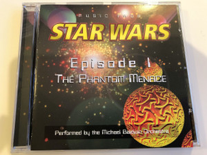 Music From Star Wars: Episode 1 - The Phantom Menace / Performed by the Michael Baldwin Orchestra / Audio CD 1999 / Music Composed by John Williams (8712273760025)