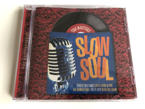 The Masters Series - Slow Soul / Audio CD 2008 / Deniece Williams Earth, Wind & Fire, The Manhattans, The O' Jays, Marlena Shaw (886973517925)