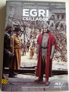 Egri csillagok - 2 DVD 1968 The Lost Talisman / With Extra Features / Directed by Várkonyi Zoltán / Digitálisan felújított kép és hang / Magyar Nemzeti Filmarchívum kiadó, 2019