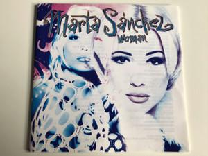 Marta Sánchez - Woman / AUDI CD 1994 / Marta Sánchez López is a Spanish singer / Produced by Christian de Walden and Ralf Stemmann