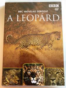 A Leopárd / The Lepard / BBC Wildlife Series / Narrated by Sir David Attenborough / DVD 2004 / BBC Vadvilág Sorozat (5996473002793)