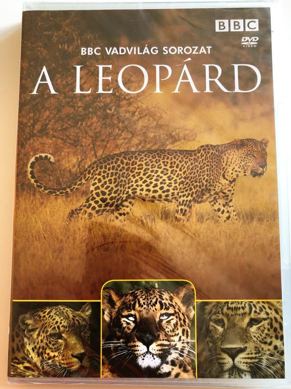 A Leopárd / The Lepard / BBC Wildlife Series / Narrated by Sir David Attenborough / DVD 2004 / BBC Vadvilág Sorozat (5996473002793)