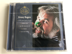 Kenny Rogers - Golden Star / Green green grass of home, Endless love, Just the way you are, I swear, Love me tender / AUDIO CD 2005 (8711539034344)