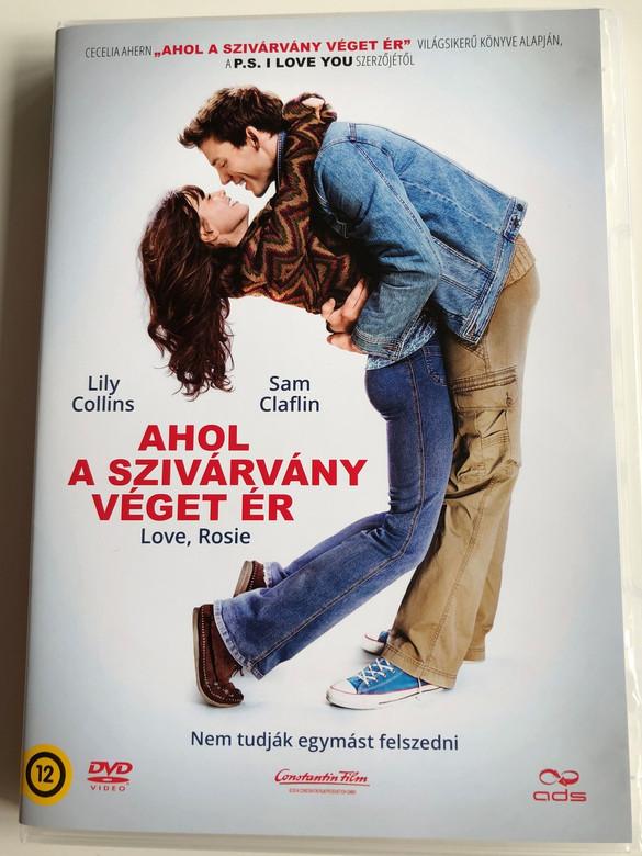 Ahol a szivárvány véget ér DVD 2014 Love, Rosie / Directed by Christian Ditter / Starring: Lily Collins, Sam Claflin (5996471001538)