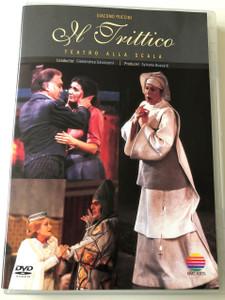 Il Trittico - Giacomo Puccini DVD 2004 The Triptych - Giacomo Puccini / Directed by Brian Large / Giacomo Puccini's 3 operas / 1983 Teatro Alla Scala (5050467094321)