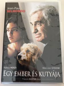 Egy Ember és Kutyája DVD 2008 Un Homme et Son Chien / Directed by Francis Huster / Starring: Jean-Paul Belmondo (5999883707128)