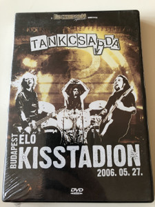 Tankcsapda - Élő - Budapest Kisstadion 2006.05.27 / DVD 2006 Live Concert (5998557199863)