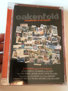 24/7 Paul Oakenfold - Documentary & Live Concert / DVD 2007 (5060146680004)