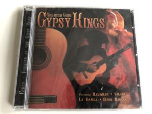 "Chico & The Gypsies – Gypsy Kings / Chico: Founder of the Gypsy Kings / Featuring: Bamboleo, Volare, La Bamba, Djobi Djoba / AUDIO CD 2003 / French rumba flamenco, pop and rock band / Members: Bik Regis, Jahloul ""Chico"" Bouchikhi, Manolo Gimenez (5014293120425)"