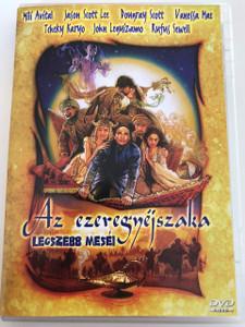 Az ezeregy éjszaka legszebb meséi DVD 2000 Arabian Nights / Directed by Steve Barron / Starring: Mili Avital, Jason Scott Lee, Dougray Scott, Vanessa Mae (5999545560504)