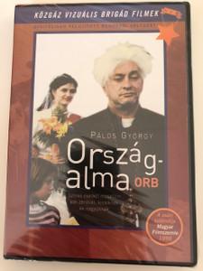 Ország-Alma DVD 1998 Orb / Directed by Pálos György / Starring: Badár Sándor, Gyabronka József, Marozsán Erika, Herskó János (5999542180279)