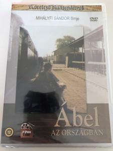 Ábel az Országban DVD 1994 Abel in the Country / Directed by Mihályfy Sándor / Starring Illyés Levente, Póka Csilla, Reviczky Gábor / Based on Tamási Áron's novel (5999542819391)