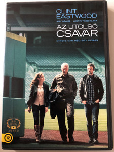Trouble With The Curve DVD 2012 Az Utolsó Csavar / Directed by Robert Lorenz / Starring: Clint Eastwood, Amy Adams, Justin Timberlake (5996514011838)